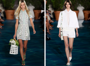 tory burch spring summer 2014 / tory burch primavera verano 2014 / new york fashion week