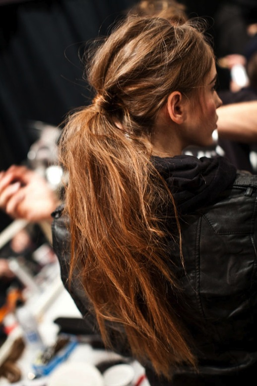 9-Le-Fashion-Blog-17-Inspiring-Long-Hairstyles-Low-Ponytail-Tibi-Via-Glamour