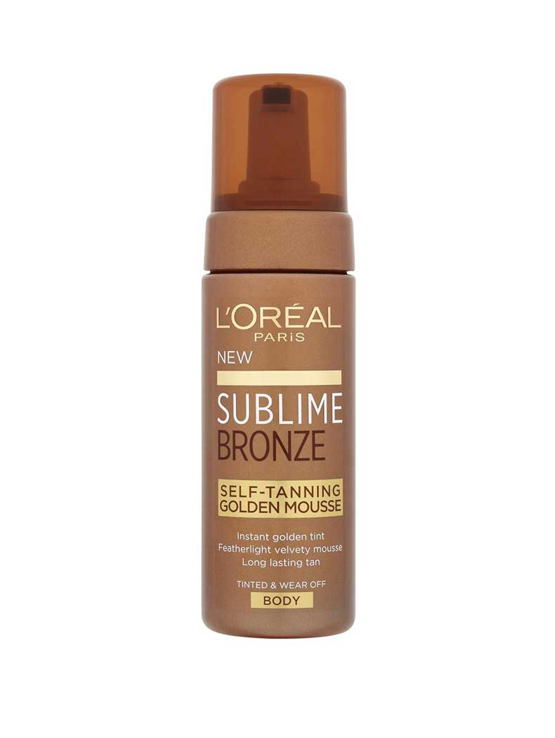 loreal-sublime-bronze-mousse