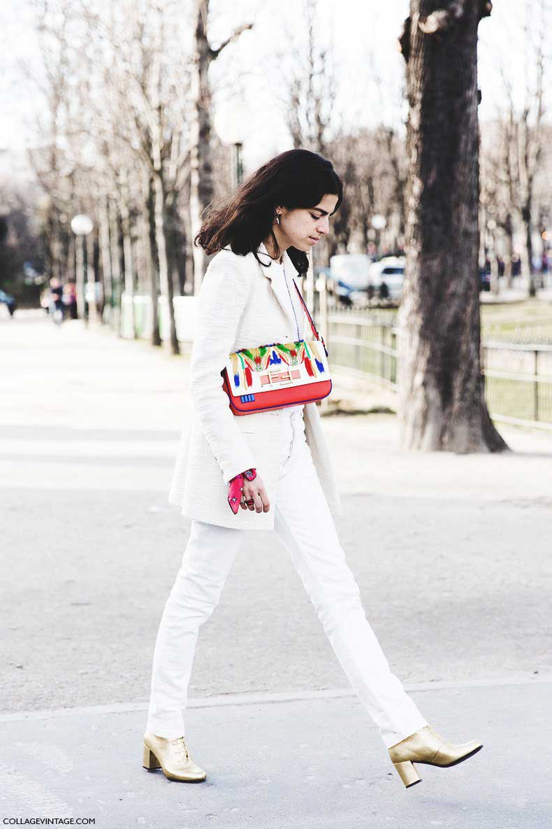 Paris_Fashion_Week-Fall_Winter_2015-Street_Style-PFW-Leandra_Medine_total_White_Outfit--790x1185