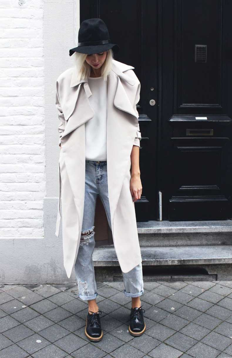 white-unstructured-trench-coat
