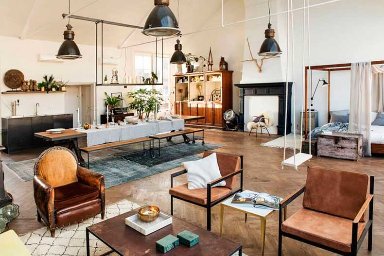 Oracle-Fox-Sunday-Sanctuary-The-Loft-Pop-Up-Shop-Industrial-Interior-3