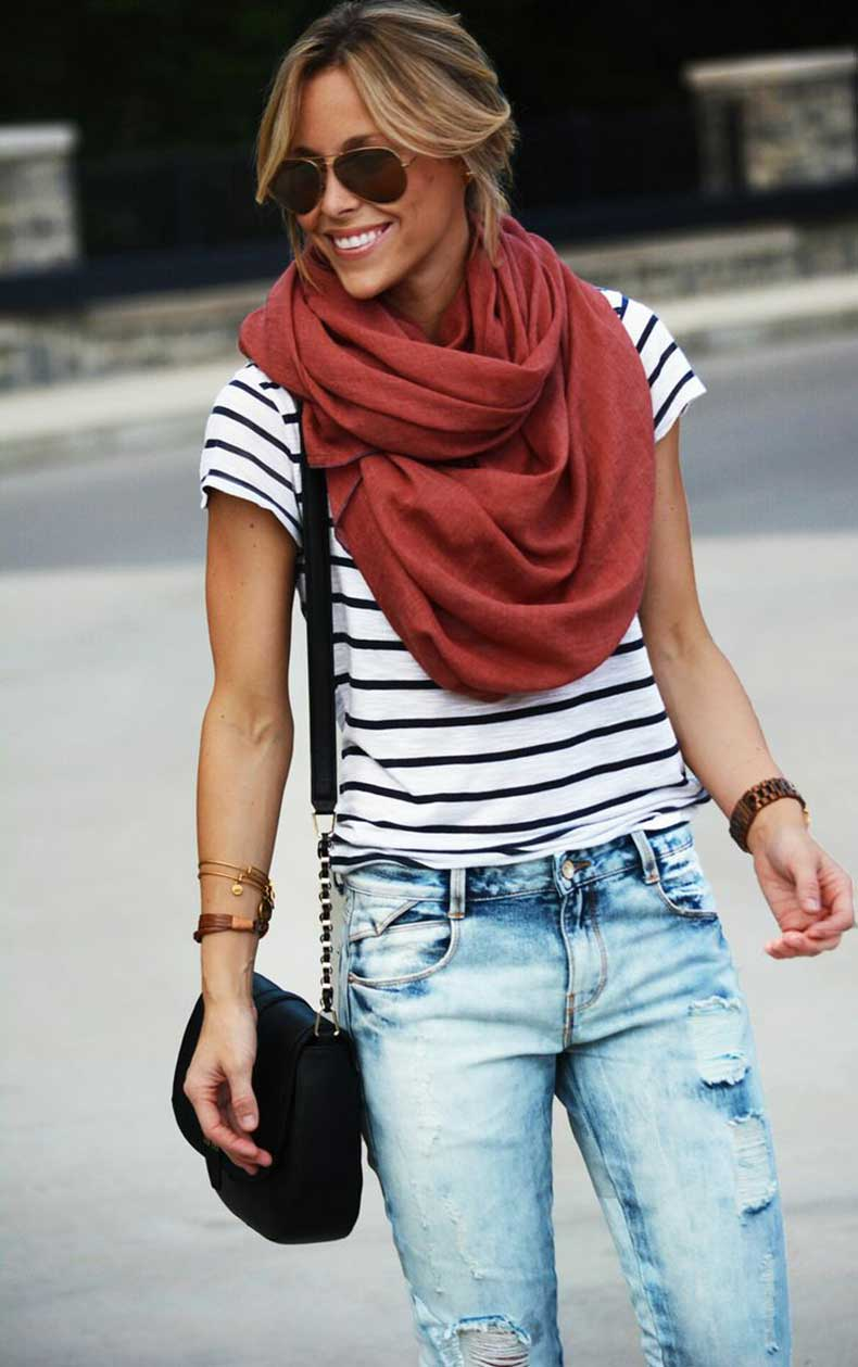 jeans-and-striped-shirt