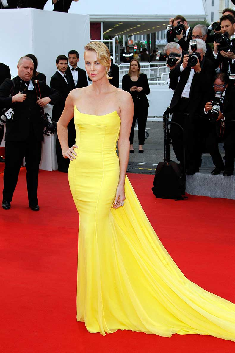 charlize-theron-gold-dress
