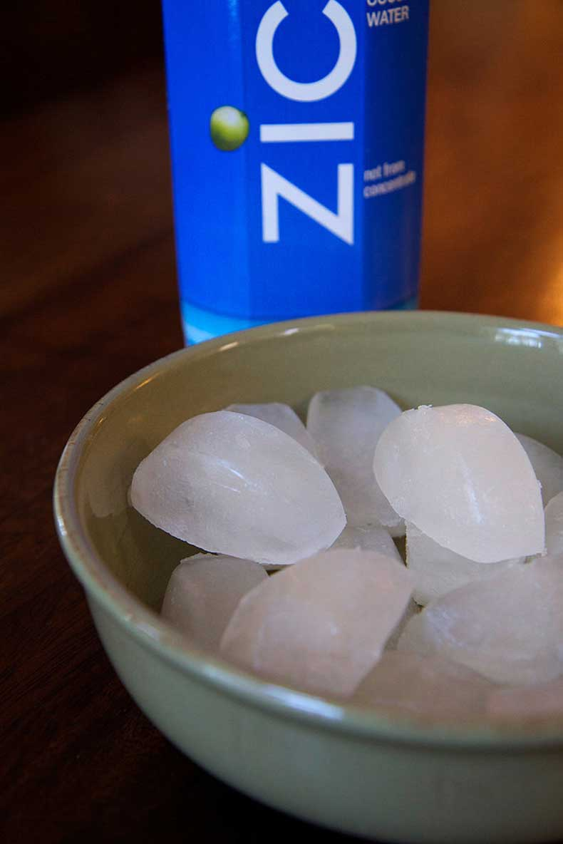 Coconut-Water-Ice-Cubes