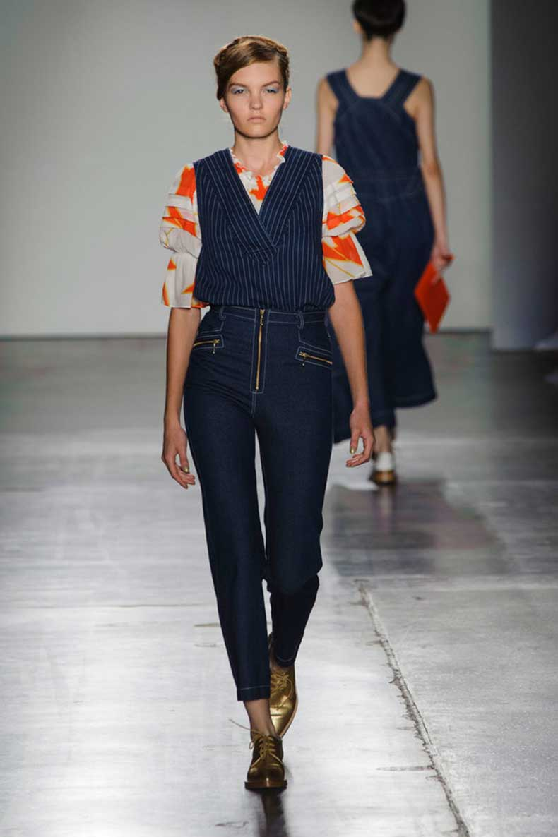 printed-blouse-vest-high-waisted-trousers