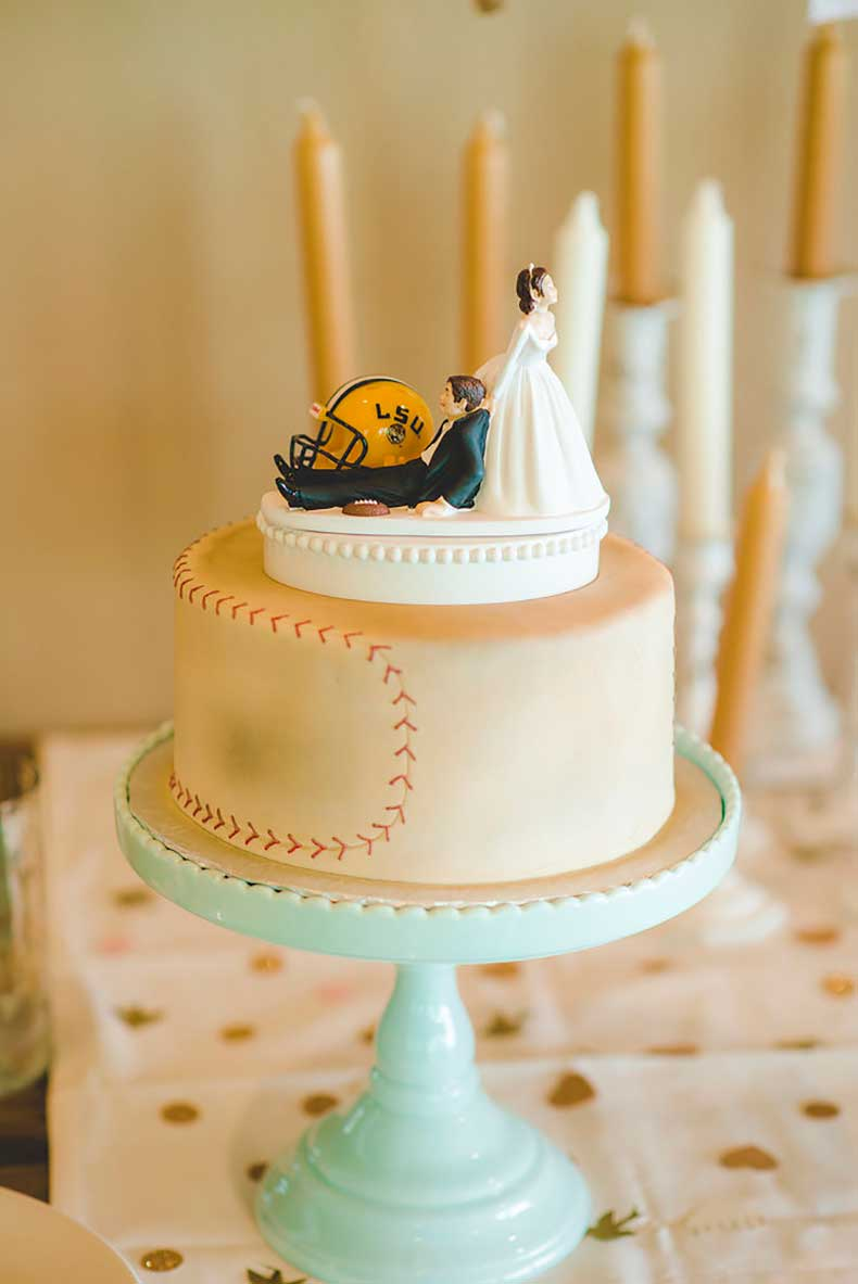 Sure-sports-unexpected-theme-cake-add-scalloped