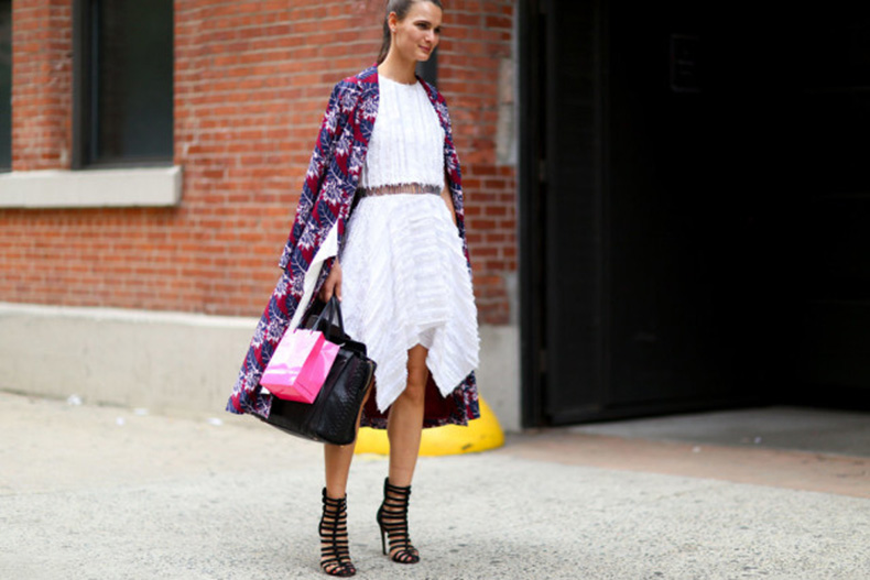 nyfw-white-dress-white-after-labor-day-fall-coat-statement-caot-printed-coat-texture-asymmetrical-hankerchief-hemline-cage-booties-fall-fashion-via-popsugar-640x427