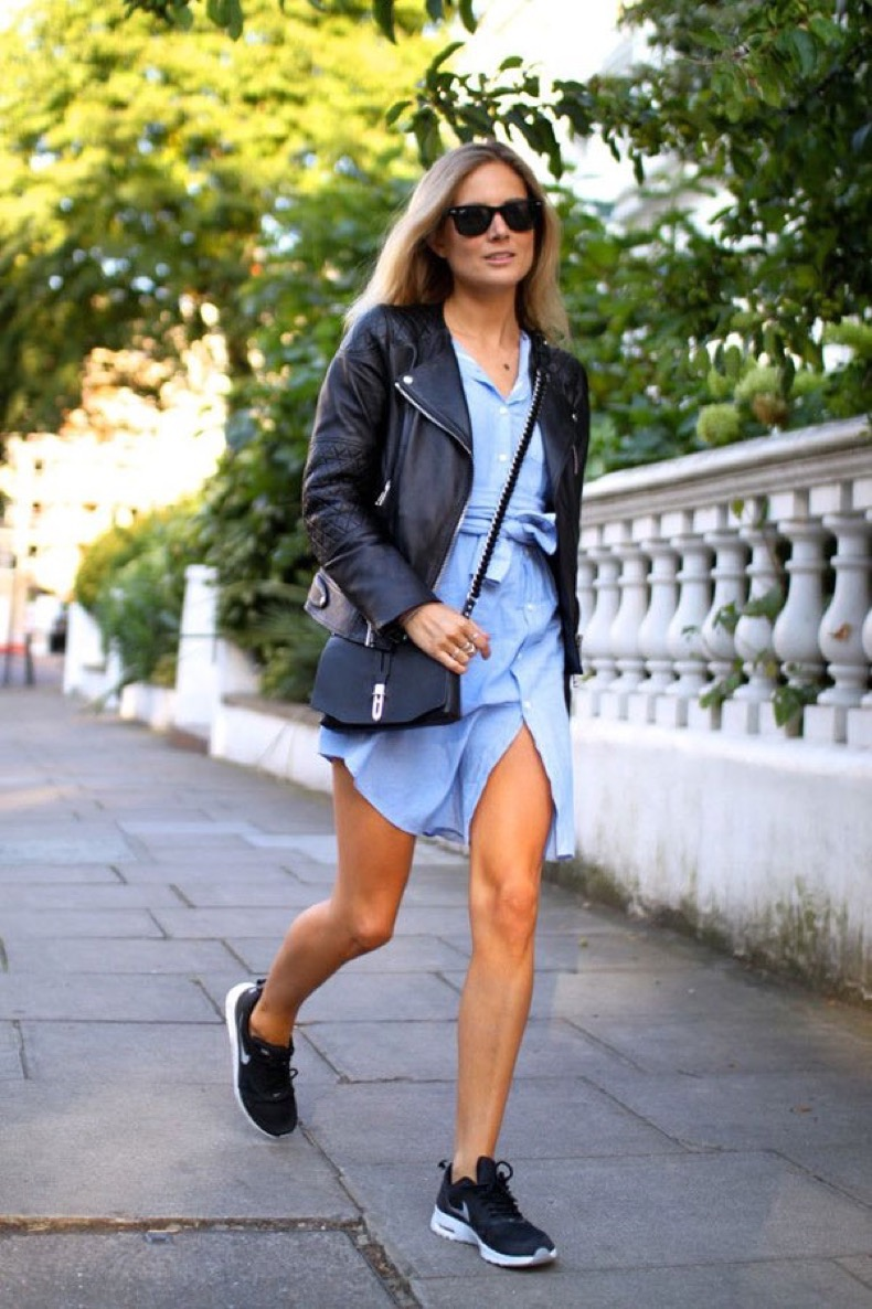 howtowearashirtdress13