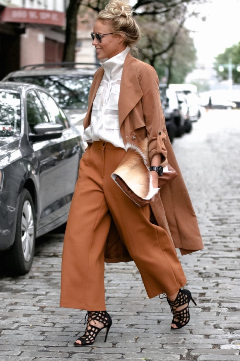 culottes-high-neck-blouse-fall-work-outfit-monochormatic-duster-coat-clay-bronze-camel-via-happily-grey-640x961