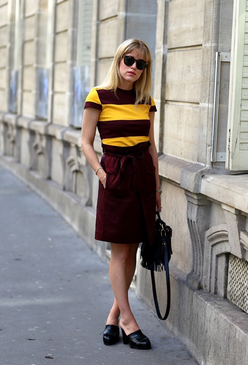 how-to-wear-stripes-summer-annabel-rosendahl