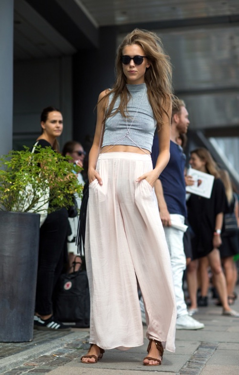EXCLUSIVE Members of the public posing for streetstyle photos during Copenhagen Fashion Week Spring/Summer 2015 Featuring: Charlie Bredal Where: Copenhagen, Denmark When: 06 Aug 2014 Credit: The Styleograph/WENN.com
