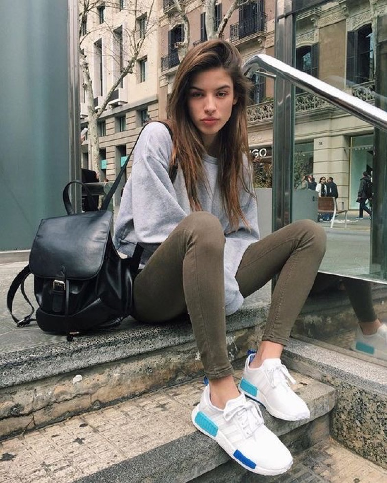 adidas nmd mujer outfit
